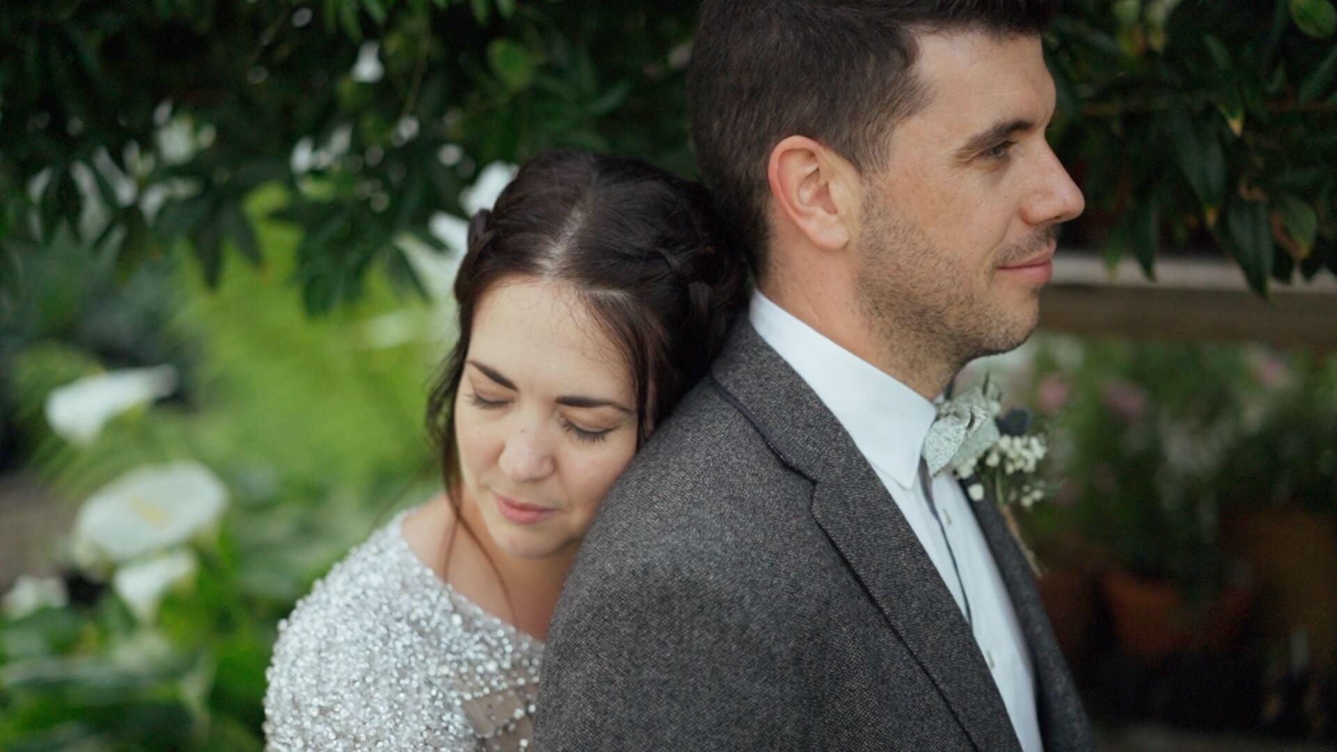 Rozi and Adam Holme Hale Hall wedding