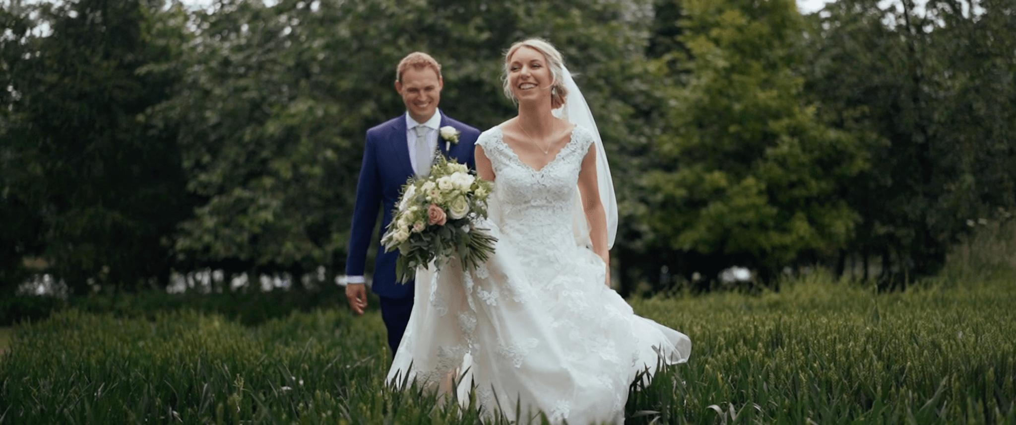 Victoria and Matthew Merriscourt Wedding